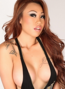 Sally Almost Pops Her Perky Tits Out Of Her Skimpy Tank Top - Picture 10