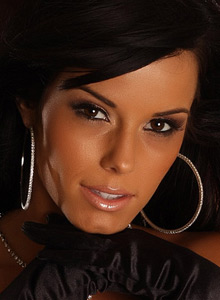 Alluring Vixen Candace Shows Off A Little Bling Between Her Huge Breasts - Picture 4